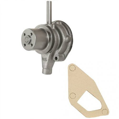 New Water Pump W/Fixed Pulley For D10, D12, D15