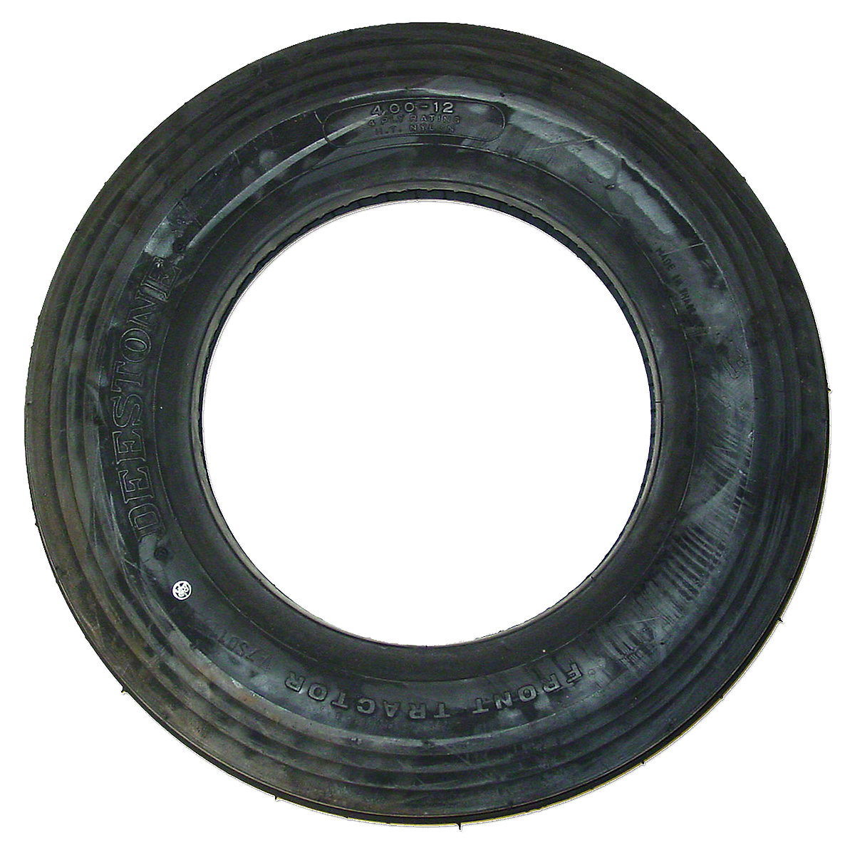 4.00X12 Triple Rib Front Tire For Allis Chalmers: G